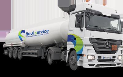 Camion Fioul Service