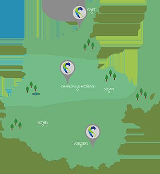 Fioul Service dans les Ardennes