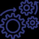 icon Processus nettoyage cuve